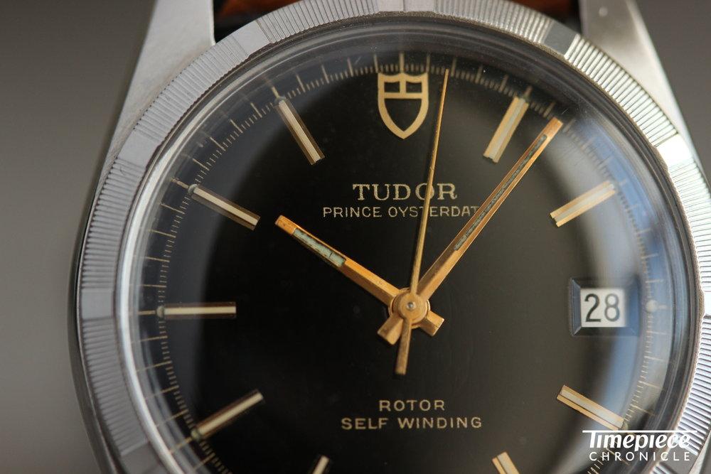 Tudor Prince Oysterdate dial 1 macro.JPG