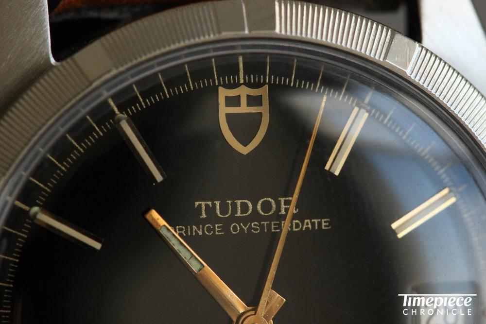 Tudor Prince Oysterdate dial 6 macro.JPG