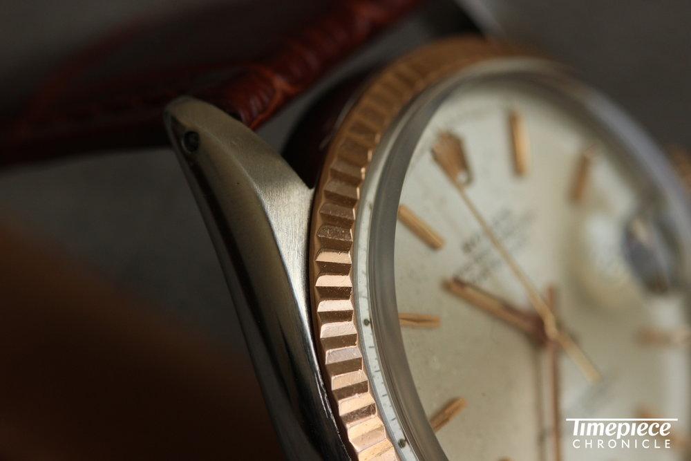 Rolex Datejust Ref. 1603 bezel 1.JPG