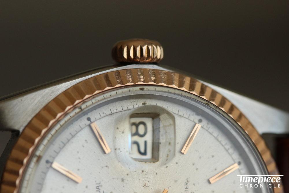 Rolex Datejust Ref. 1603 bezel 2.JPG