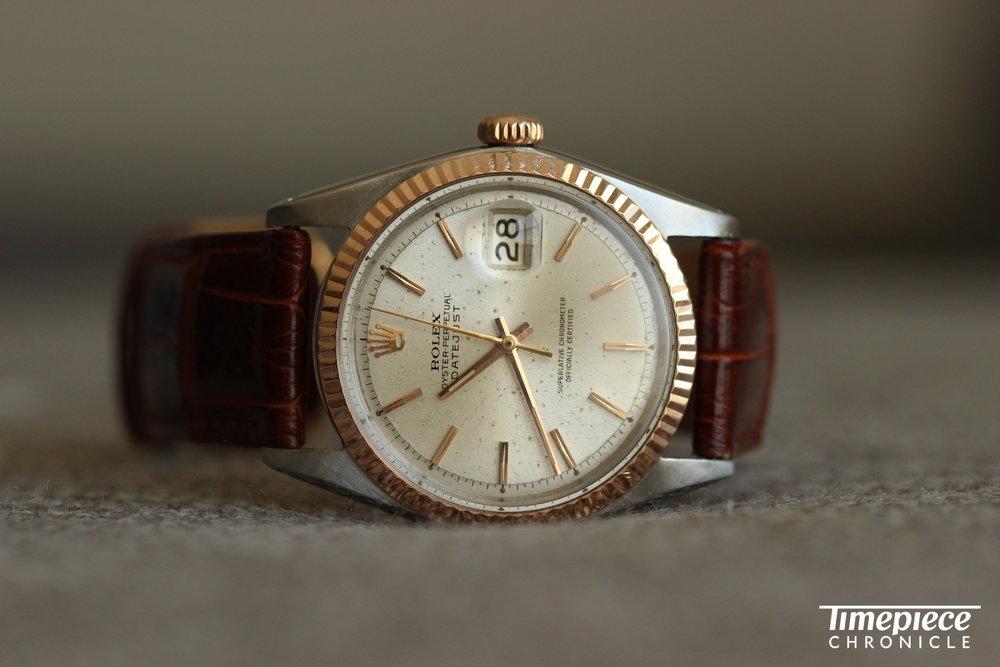 Rolex Datejust Ref. 1603 dial 4.JPG
