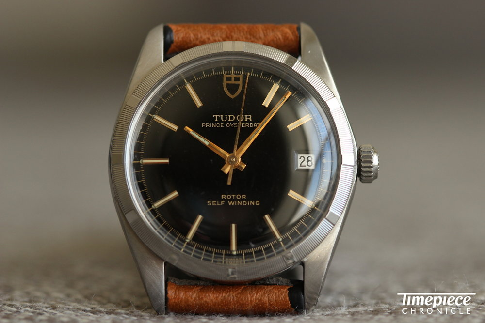 This Tudor, soon to be available at Theo & Harris, is everything I love about vintage.