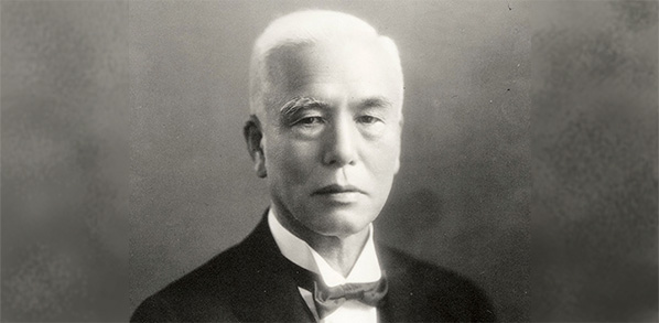 Kintaro Hattori, founder of Seiko. Photo Courtesy of Seiko.