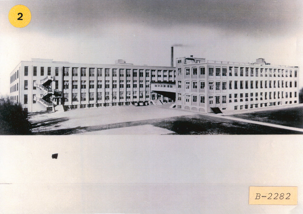 The Daini Seikosha Factory, circa 1937