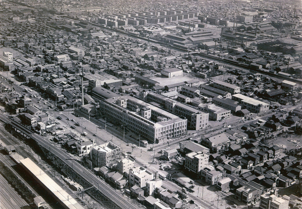 The Daini Seikosha Factory, circa 1960-165