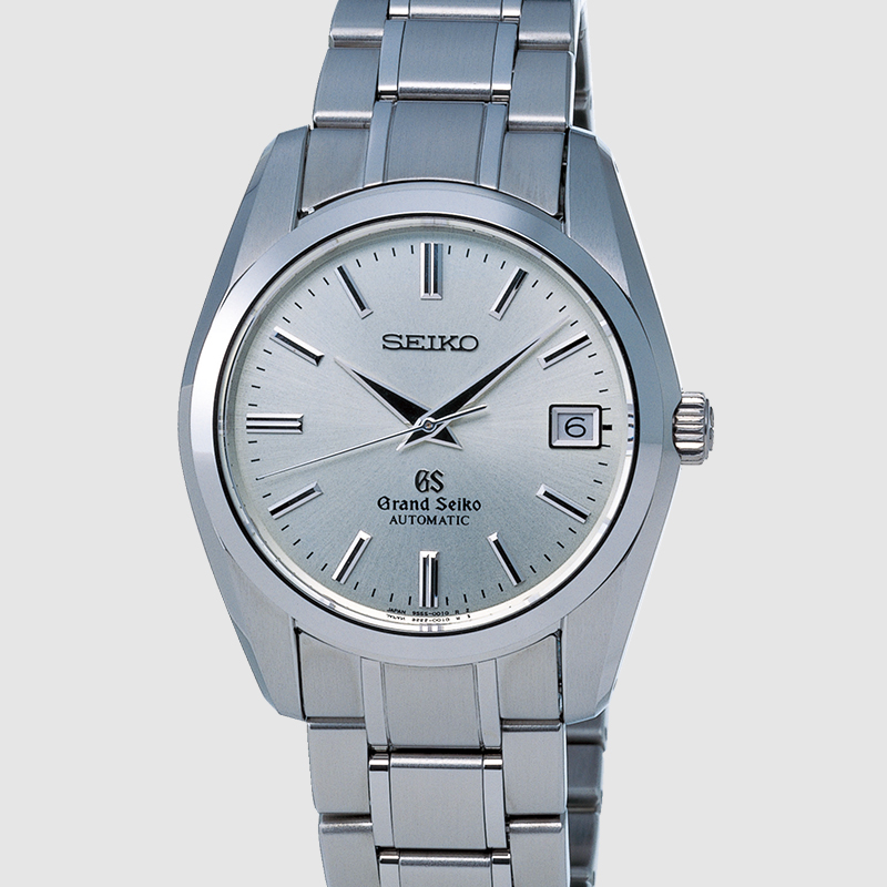 The Grand Seiko 9SGS from 1998. Seiko began work on the 9S movement in the early 1990s but didn't use the caliber until the release of the 9SGS. Photo courtesy of Seiko