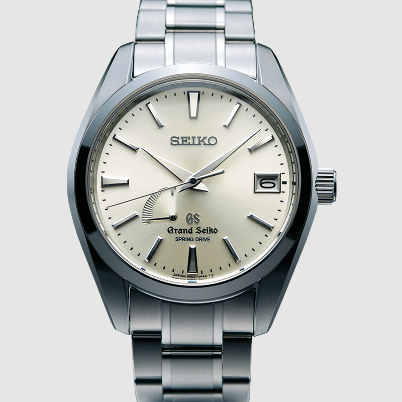 2004 - 9R6 Series, first Spring Drive Grand Seiko