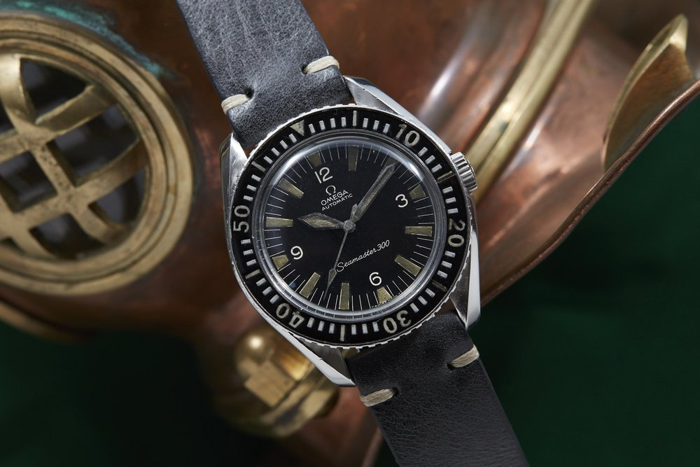 Omega Seamaster 300 2nd Generation Ref. 165.024.