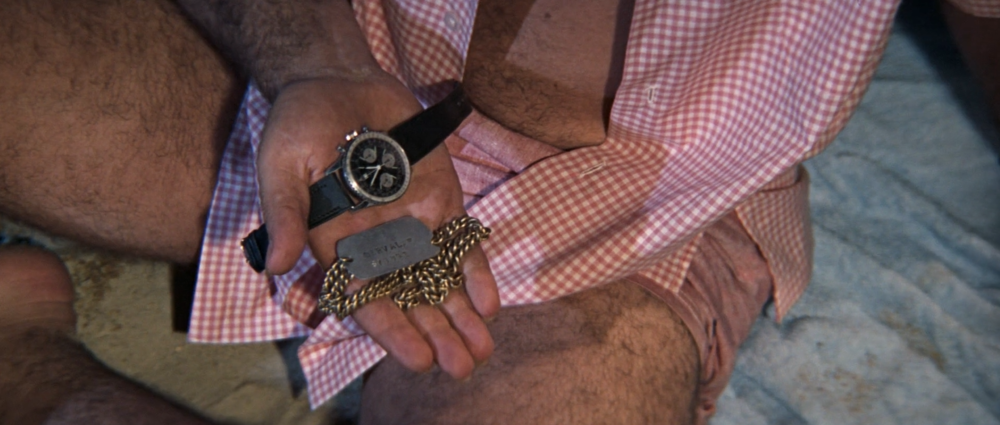 The Breitling Navitimer Ref. 806 seen in Thunderball