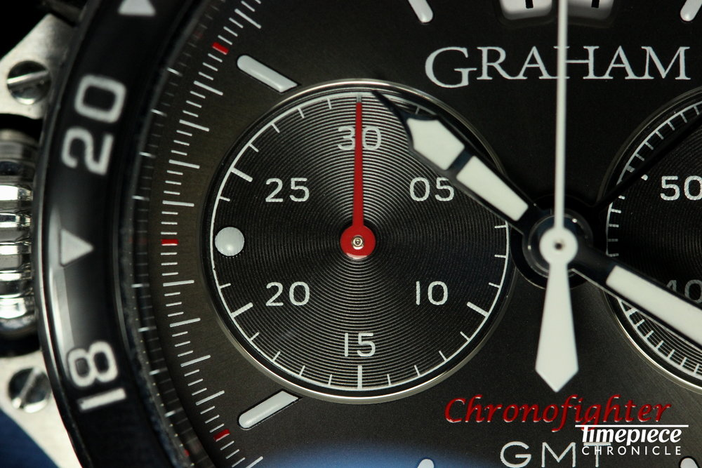 Graham Chronofighter Vintage GMT Dial macro 5.JPG