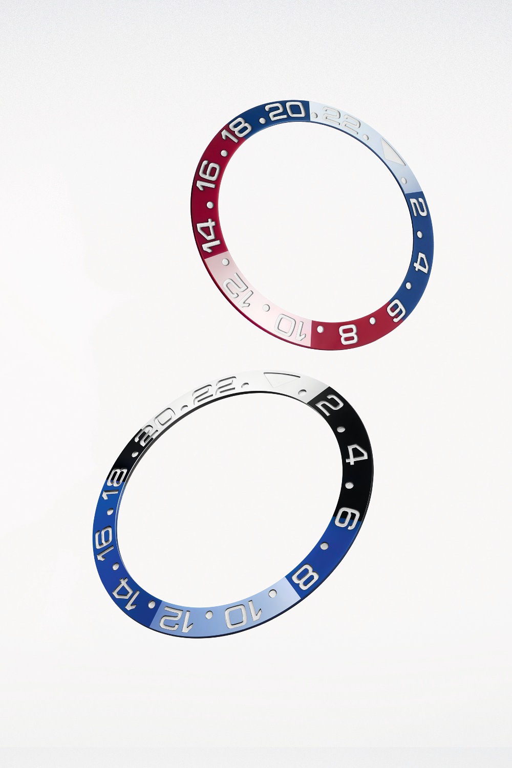 Rolex multicolored GMT bezels.jpg