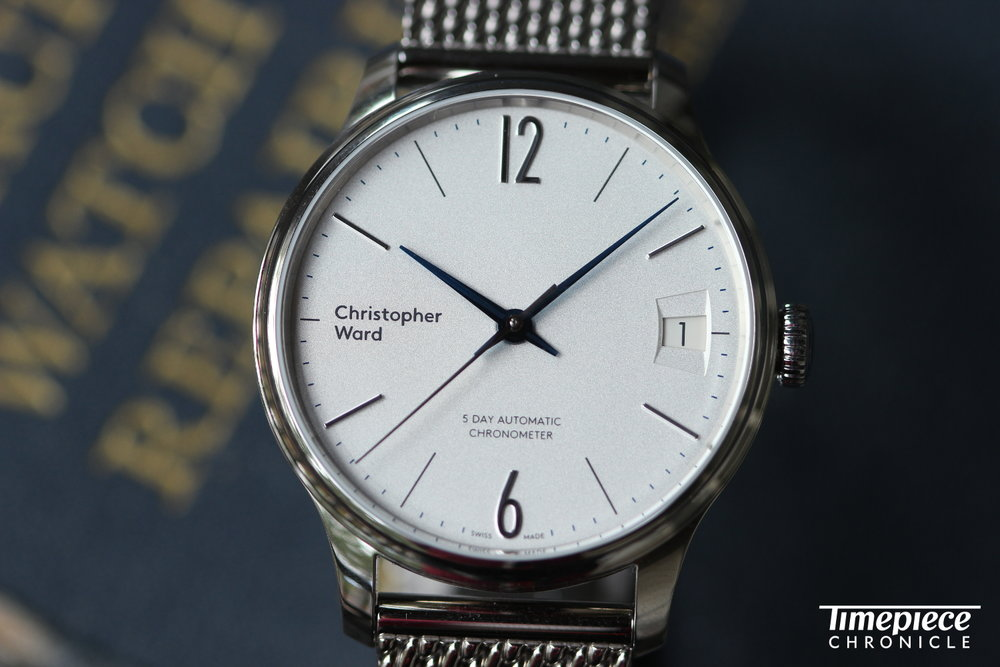 Christopher Ward 5 Day Automatic Dial macro 4.JPG