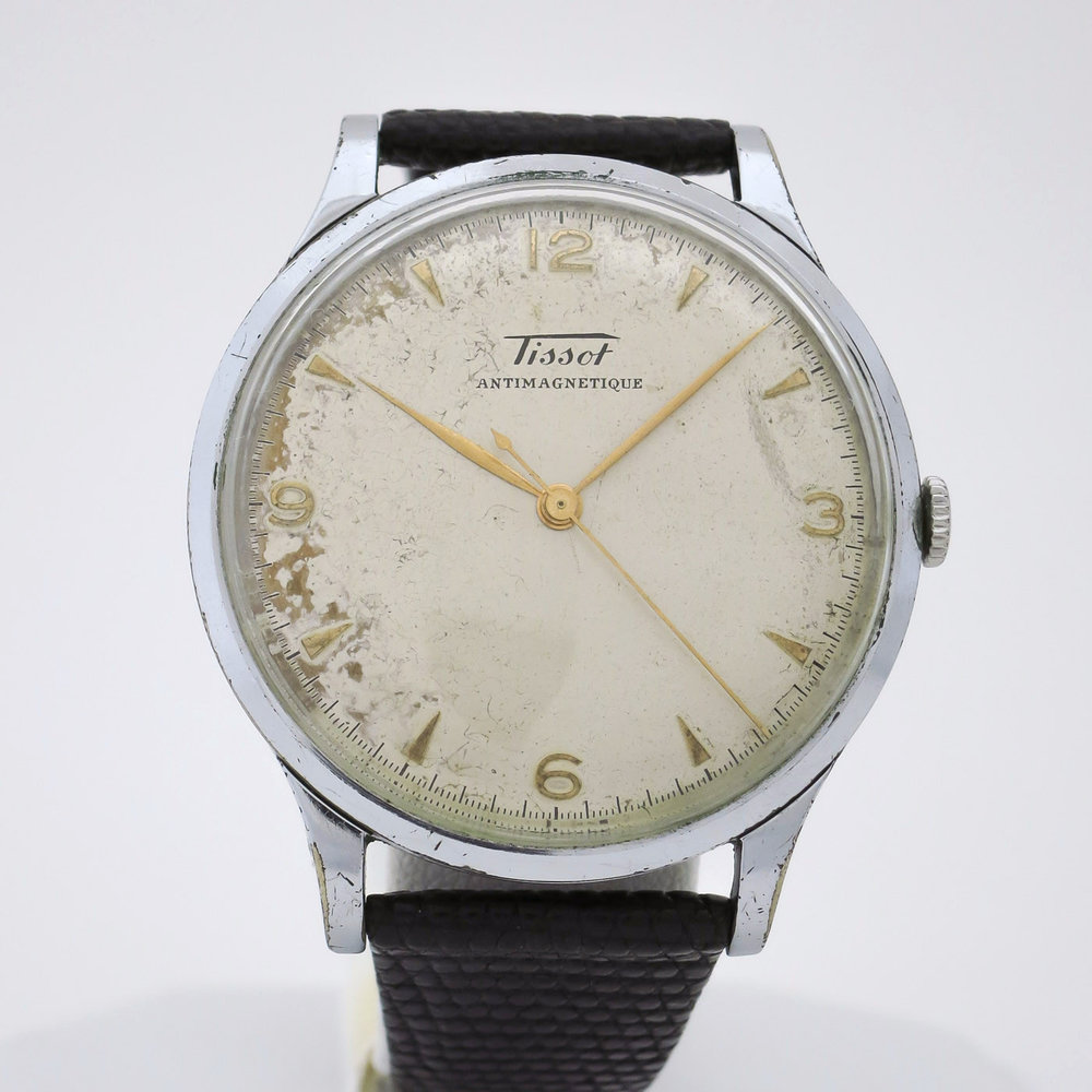 "Tissot Antimagnetique ""Jumbo"""