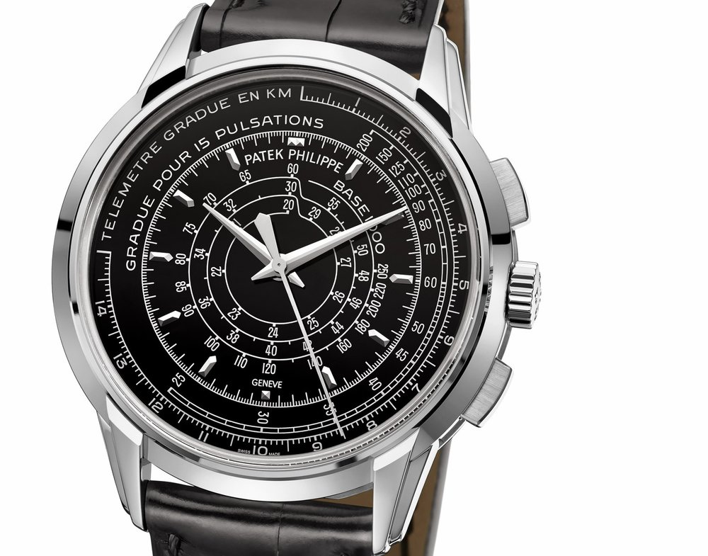 The Patek Philippe Mutliscale Limited Edition. Image courtesy of Patek Philippe