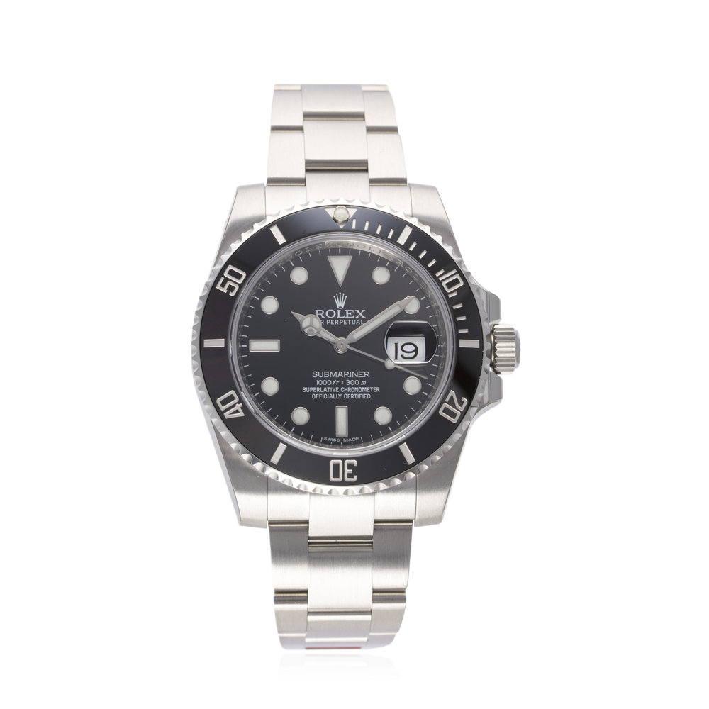 Lot 281 - Rolex Submariner Limited Edition for Relojeria Alemana. Image courtesy of Watches of Knightsbridge.