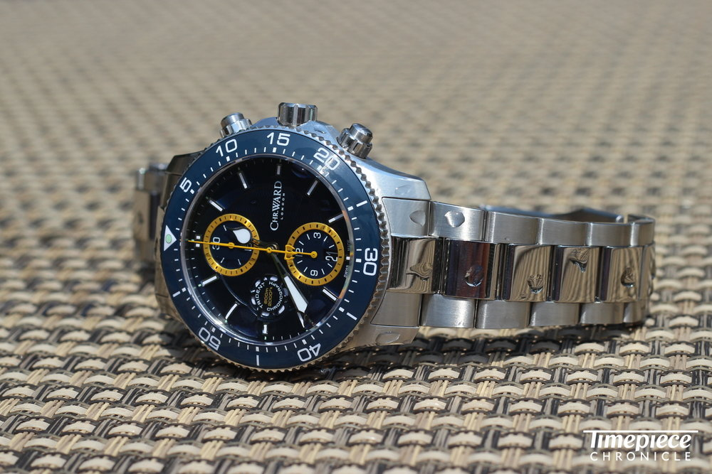 inside out c60 trident chronograph from christopher ward