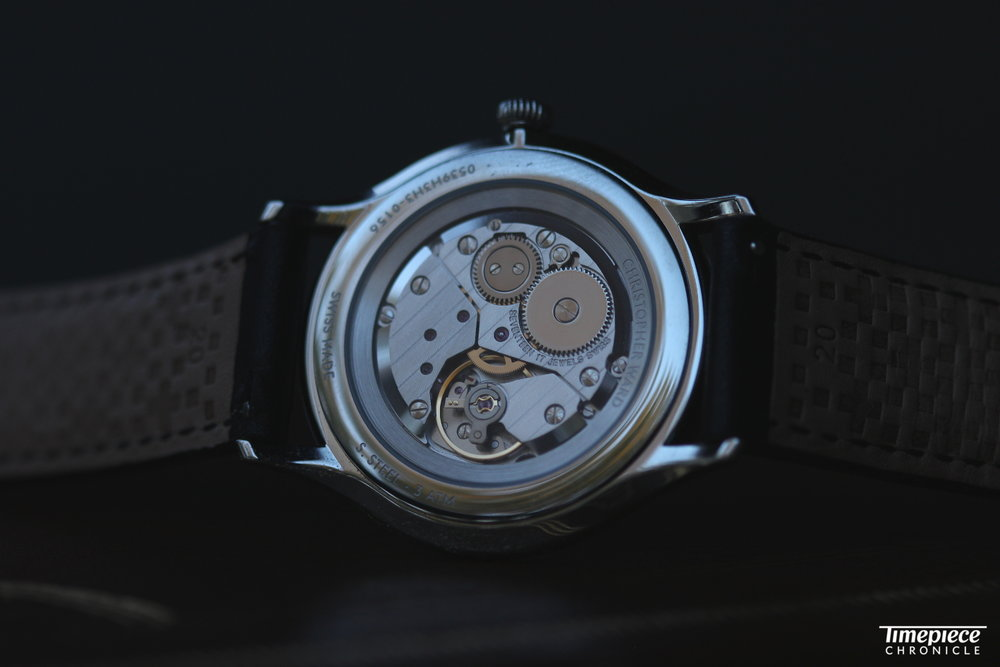 The ETA/Peseux 7001 is the very horological definition of  a tried and true movement.
