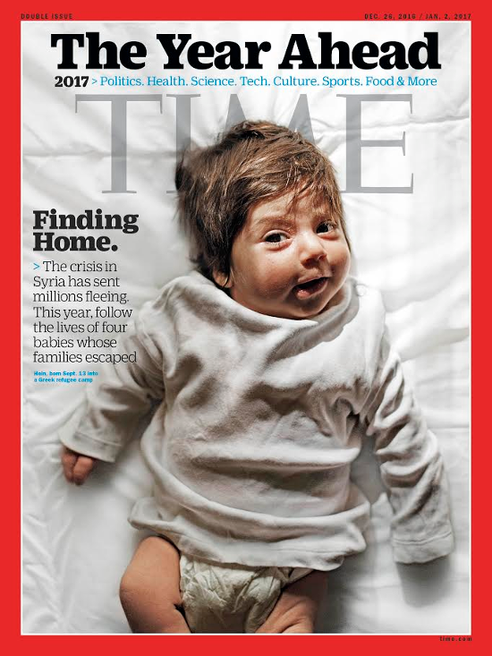 Lynsey Addario for TIME