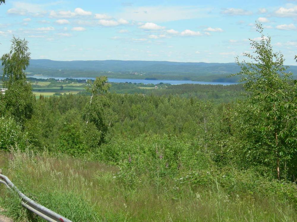 Även om jag överallt i Sverige kommer i kontakt med olika former av misär och tråkigheter så är det ingen tvekan om att det finns otroligt många vackra och idylliska platser. Kortet är taget i Värmland på en liten väg öster om Arvika.