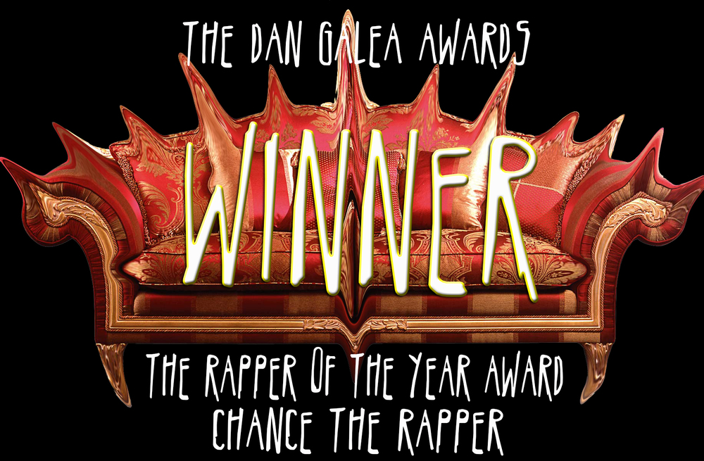 DGAWARDS Chance the rapper.jpg