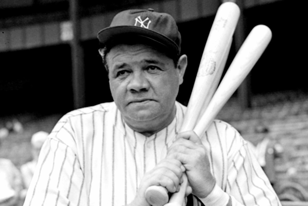 "Babe Ruth, widely regarded as the greatest ever baseball player, let alone Yankee, is idolised at the club. The ""Bambino"" won 7 World Series during the Yankees greatest period of dominance between 1915 and 1932."