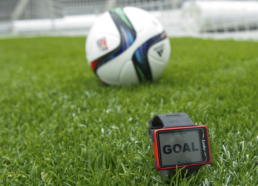 Goal-line technology has taken out a lot of the guesswork for football officials. Using technologies long used in tennis and cricket, football referees are able to make split second decisions that could have major impacts both on and off the field. Image supplied by Action Images/ Stefanie Loos
