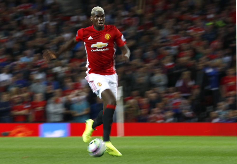 Paul Pogba is back in Manchester after United splashed out £89.3 million on the French midfielder. With astronomical figures such as these being spent more regularly, managers and coaches should be doing everything they can to ensure they get the most out of their investment.  Image supplied by Action Images /      Jason Cairnduff.