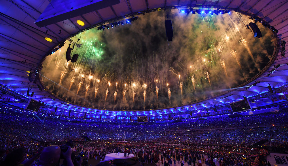 The Rio 2016 Olympic Games was the highlight of an unforgettable year in world sport.