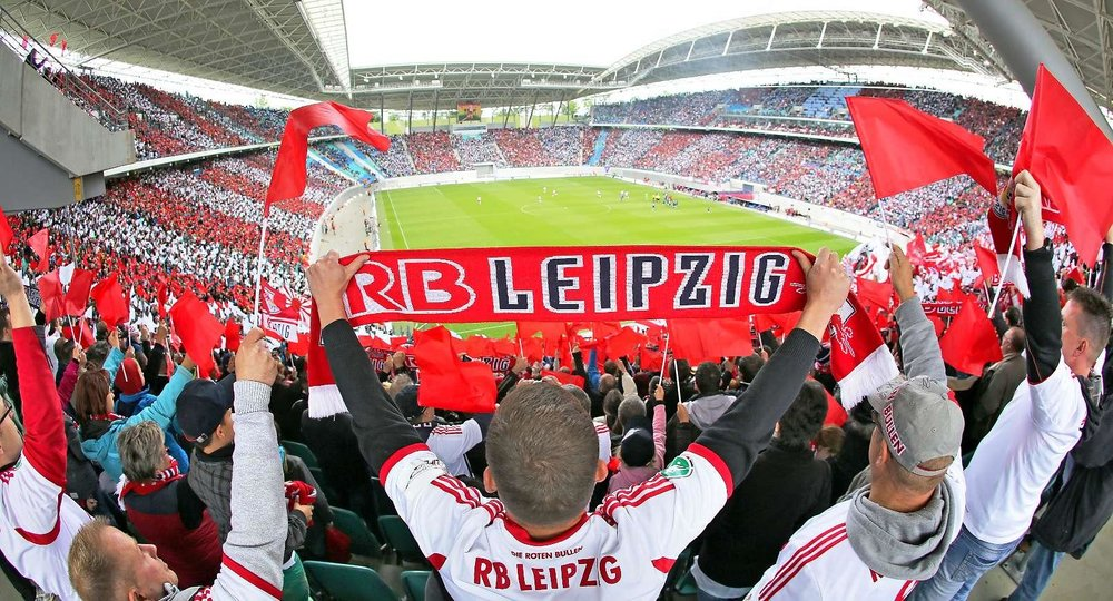 Global opinion on RB Leipzig's rise is divided but fans from the East German city are ecstatic that they finally have a successful home team to cheer.