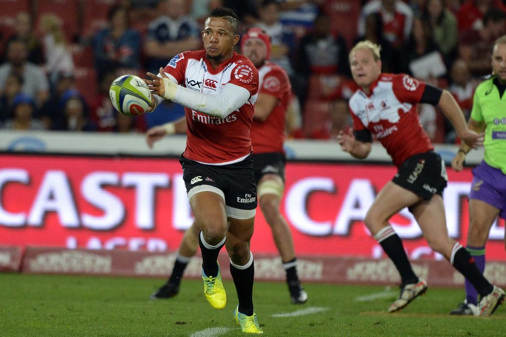 Elton Jantjies ran the show for the Lions but failed to translate that form into success with the Springboks.