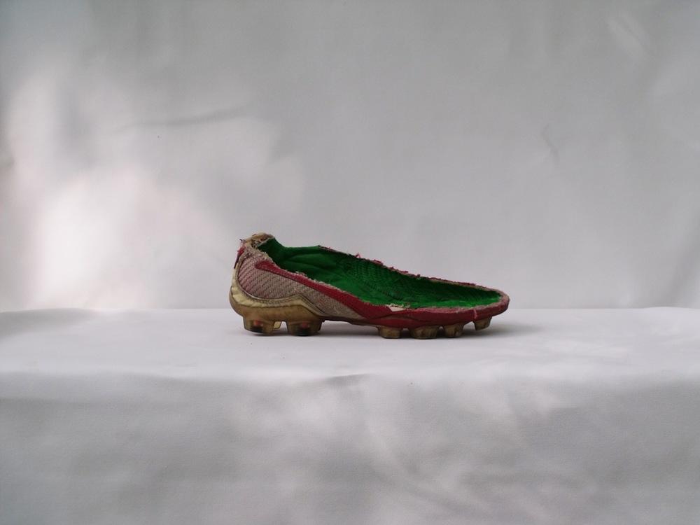 Soccer Shoe Half