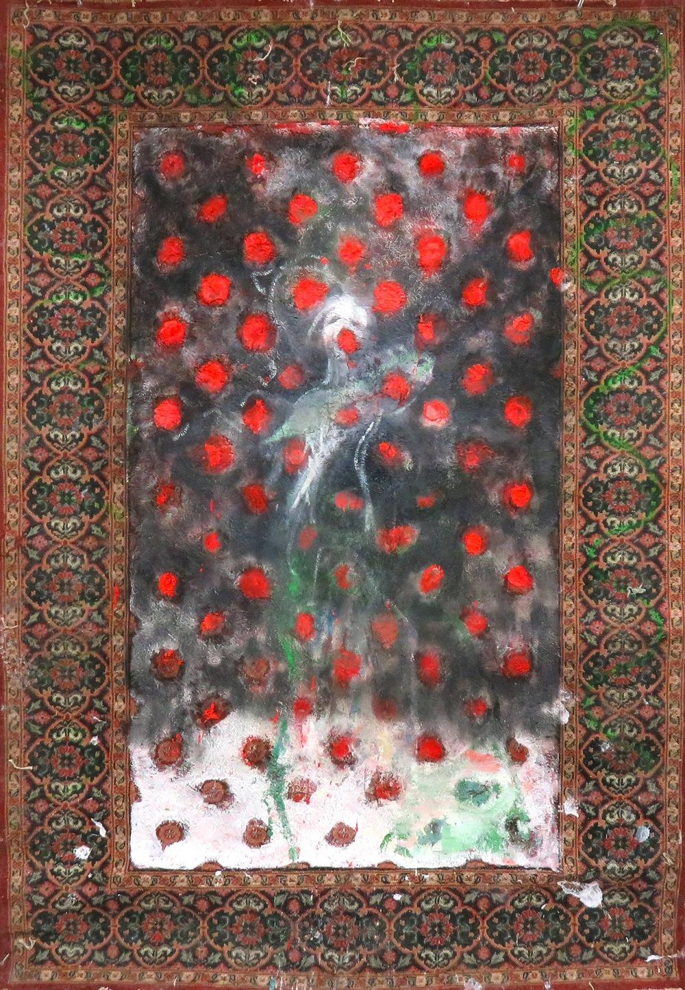 Carpet (a woman is not a savior)