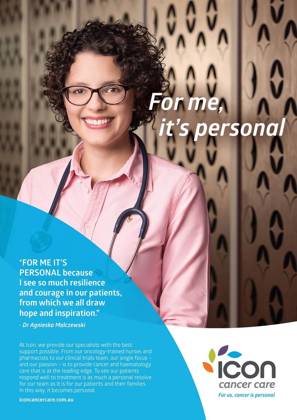Icon Cancer Care - Dr Agnieska Malczewski