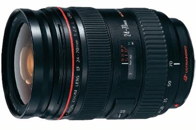 Объектив Canon EF 24-70mm f/2,8 L 160 руб/час