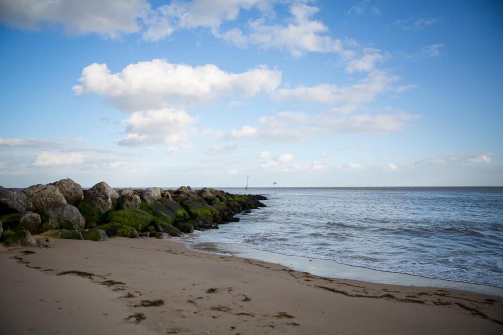 walton on naze beach