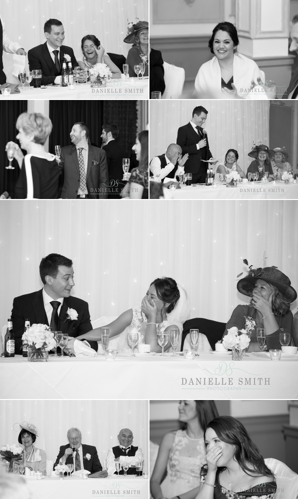 speeches at down hall wedding