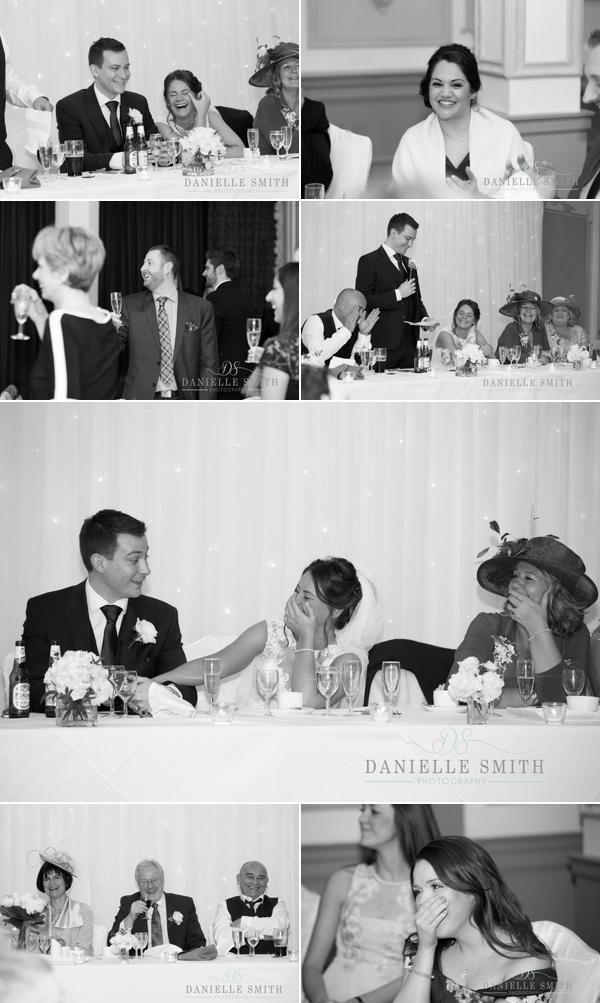 speeches at down hall wedding