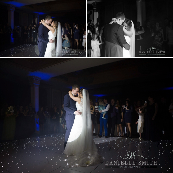 first dance at down hall