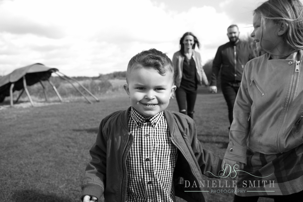 documentary style family photography