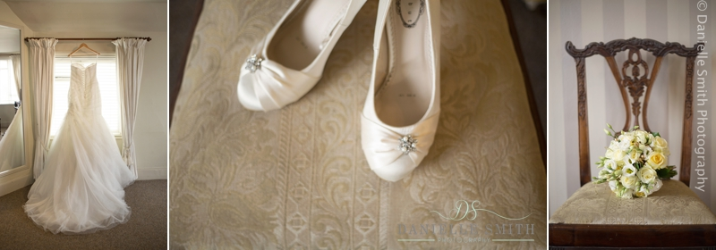 wedding details - spring wedding