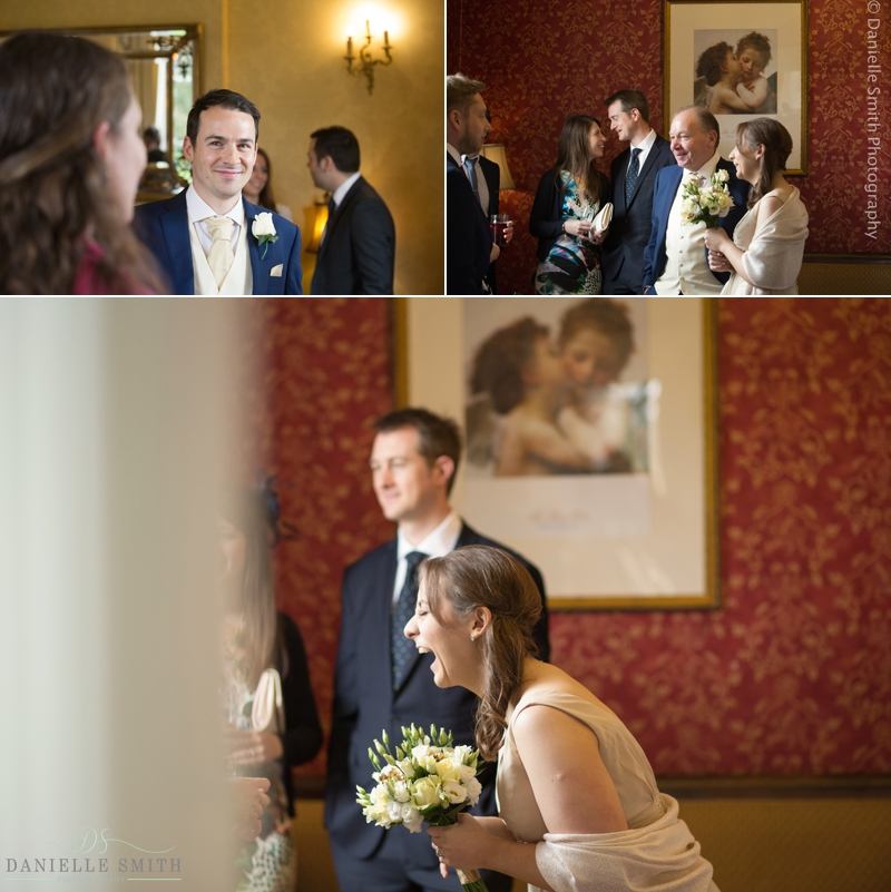 guests having a good time - fennes wedding photography