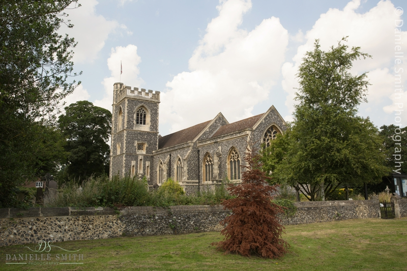church in havering-atte-bower