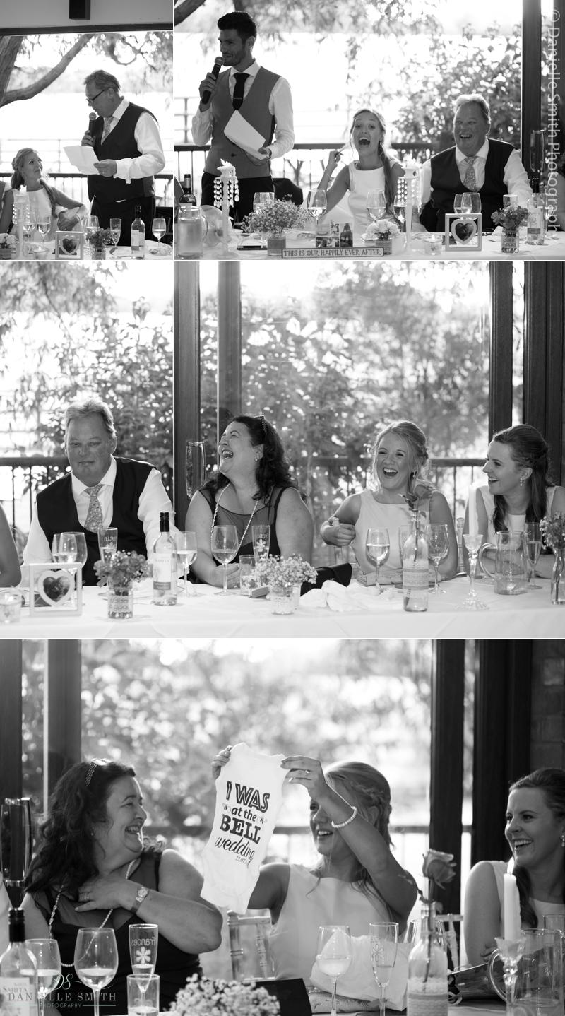 funny wedding speeches at old brook barn wedding