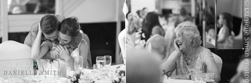 candid photos of wedding guests - arlington ballrooms wedding