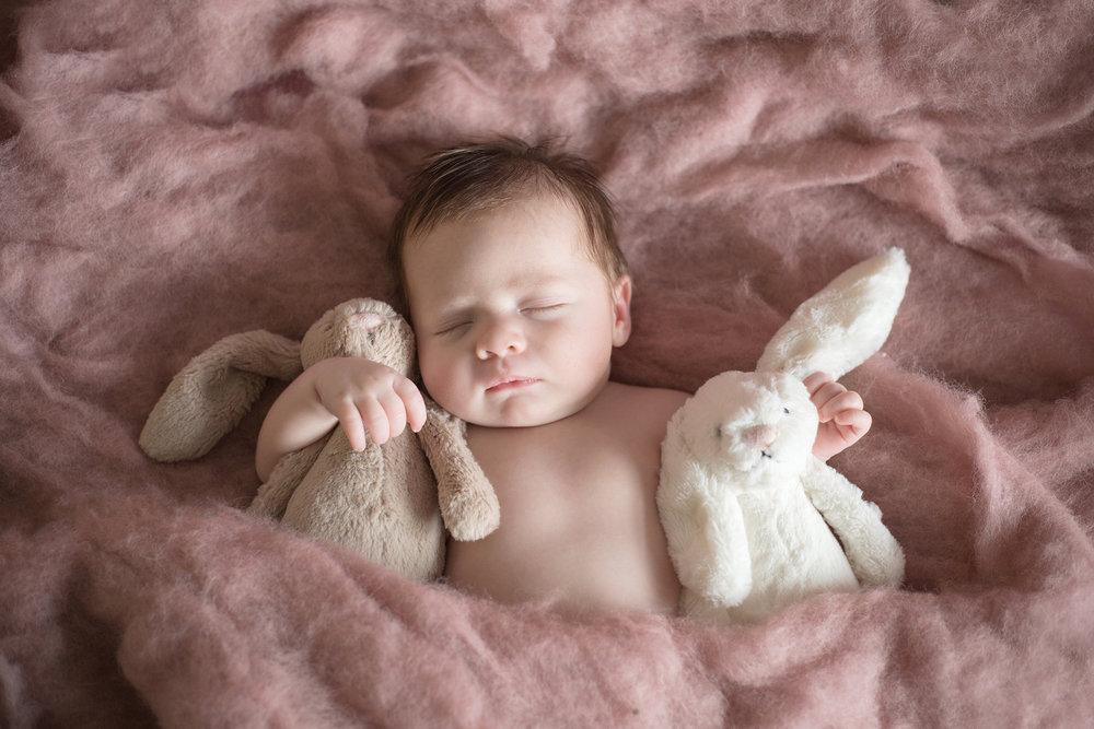 Halles newborn photography session upminster essex danielle smith