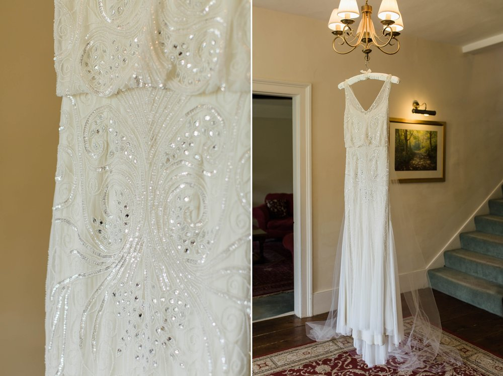 phase eight embellished wedding dress