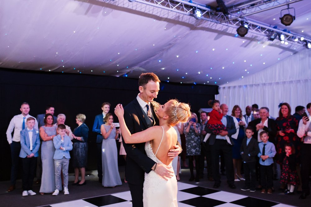 first dance at braxted park