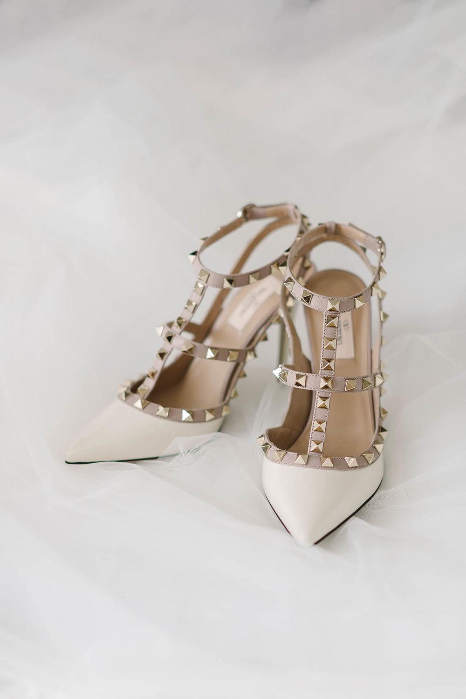 valentino wedding shoes - elegant and stylish wedding