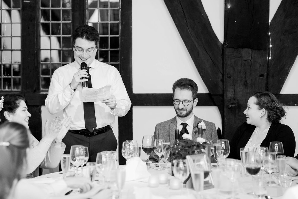 best mans speech at the hospitium york