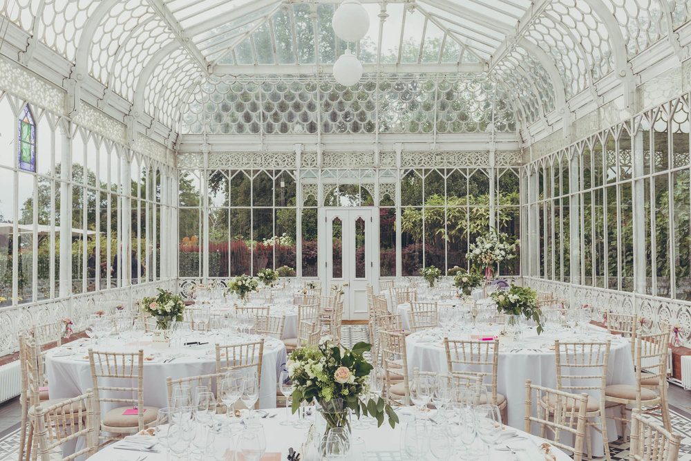 Horniman Museum Wedding Reception Room - Image by  Jonny Donovan